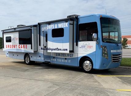 Maxem Health Mobile Unit